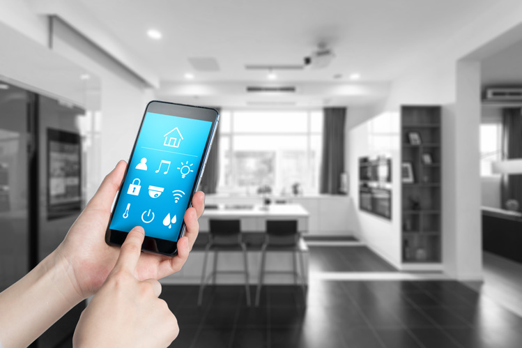 smart home installation westerwald