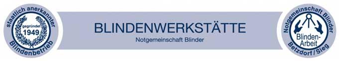 logo blindenwerkstätte Betzdorf